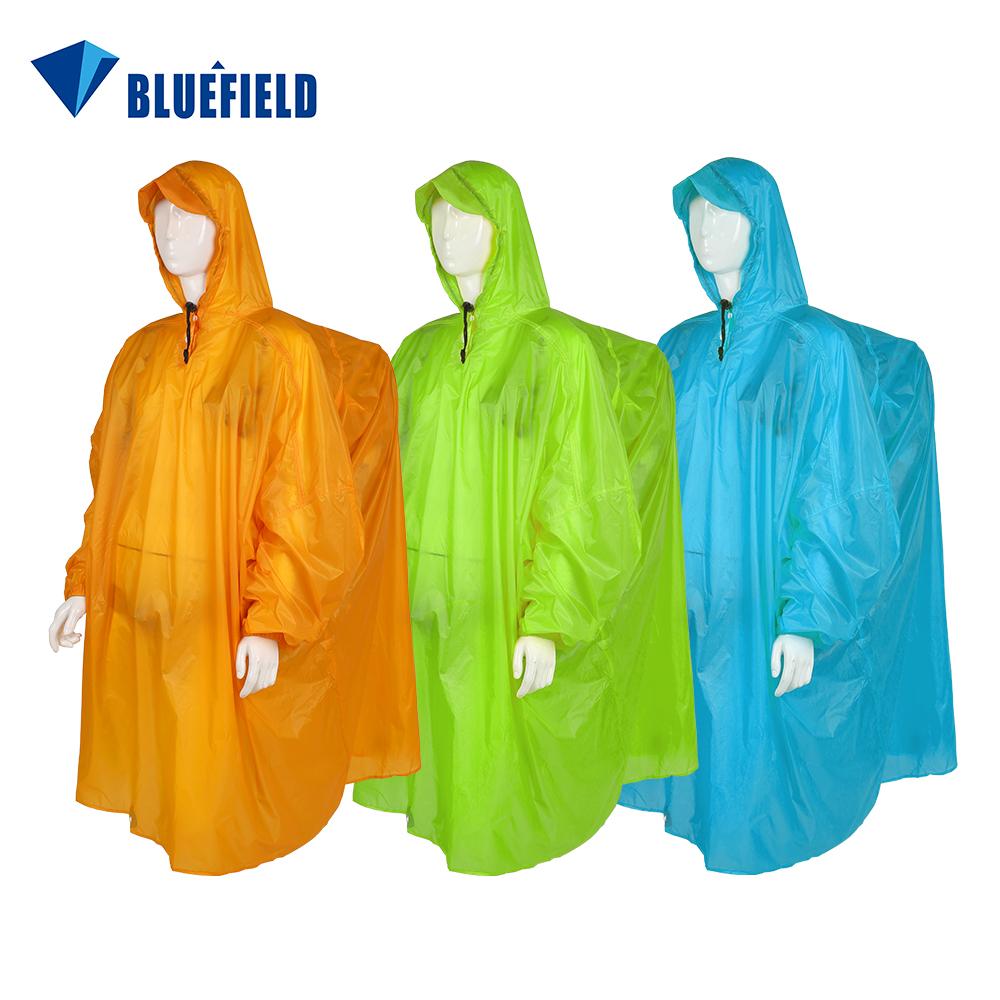 15d尼龙涂硅超轻户外超轻透气雨衣