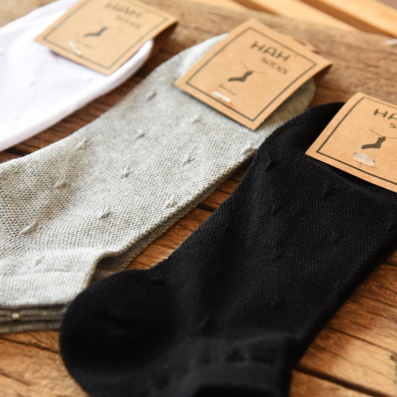 男款网眼船袜 短袜  薄款低帮男袜 透气舒适袜子