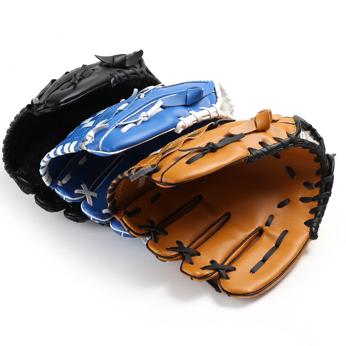 包邮棒球手套垒球手套内野投手儿童少年成人男女亲子加厚左右手