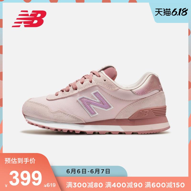New Balance NB官方2020新款女鞋WL515CSC舒适运动休闲鞋515系列