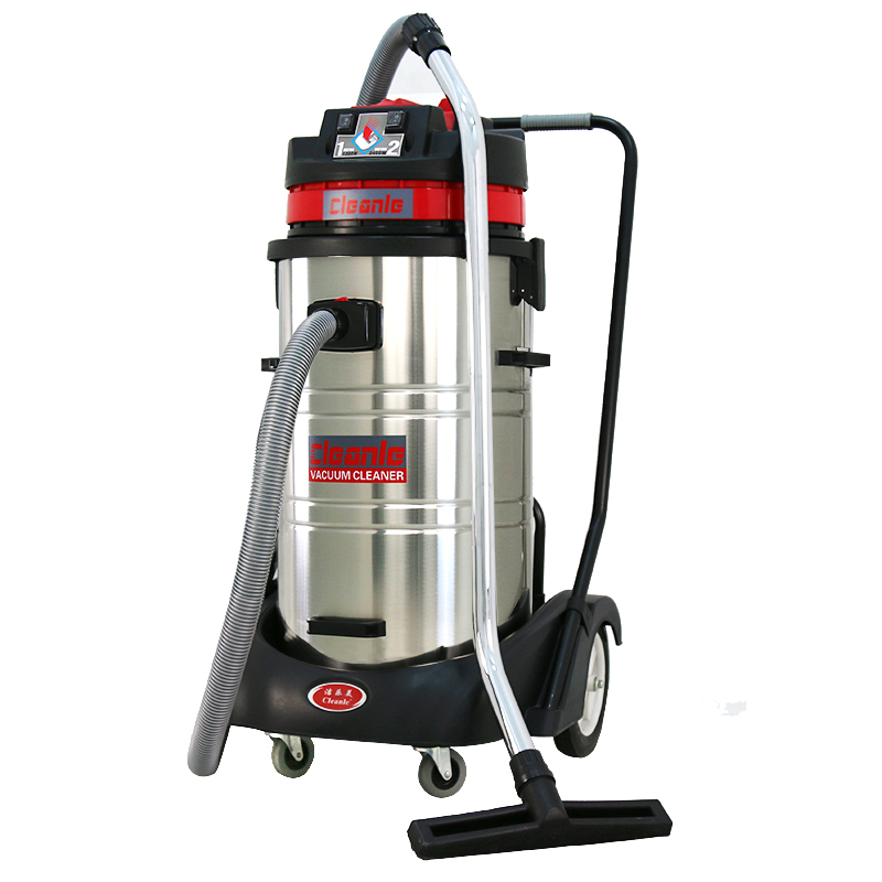 Jielemei industrial vacuum cleaner gs-2078s vacuum high-power dust collector carpet suction equipment in stock
