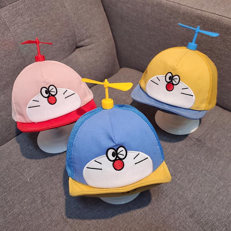 婴儿帽子春秋夏季薄款男女宝宝鸭舌帽棒球婴幼儿遮阳防晒可爱超萌图片