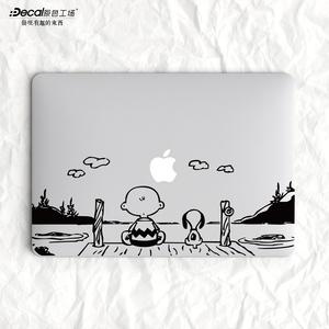 IDECAL苹果笔记本外壳贴膜macbook配件配件局部贴纸11 12 13 15寸