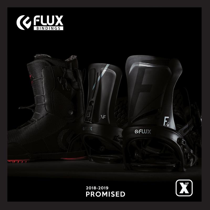 [EXDO] 18-19 FLUX шпон катание на лыжах фиксированный устройство женские модели новых продуктов, ожидаемых фиксированный