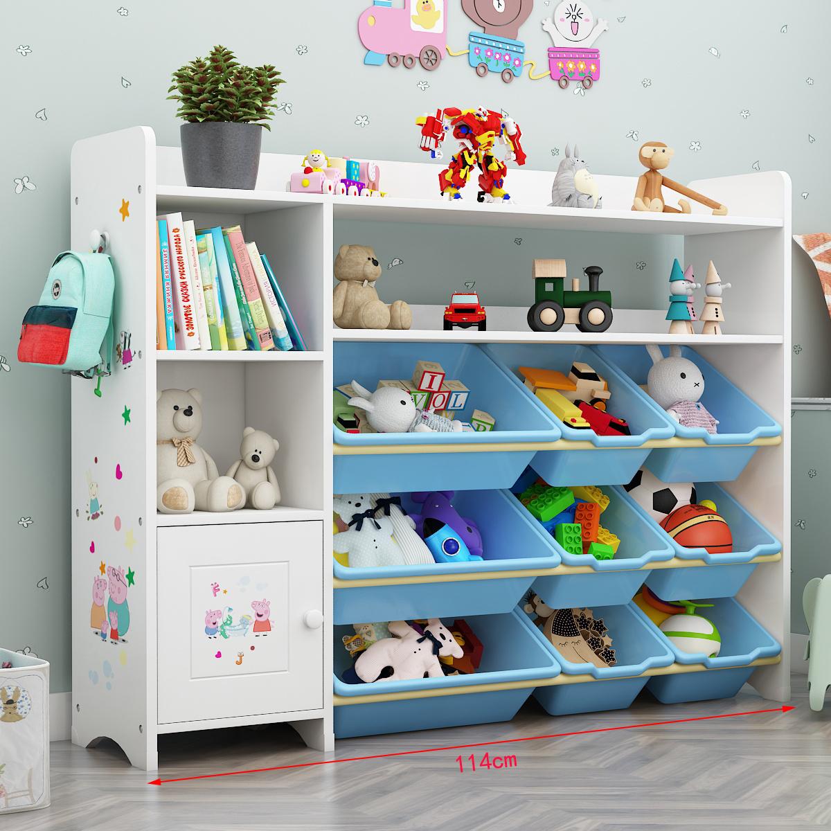 Стойки и полки для детских игрушек Артикул 520174369910