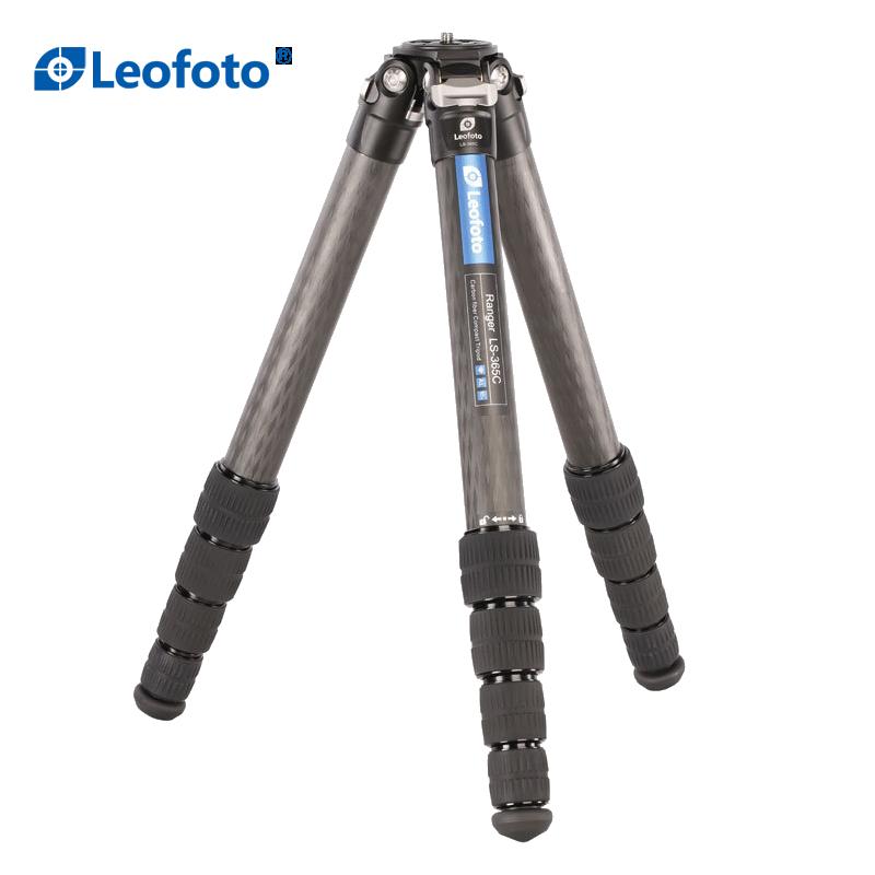 Leofoto 徕图三脚架 LS-365C 碳纤维 无中轴专业旅游风光摄影支架