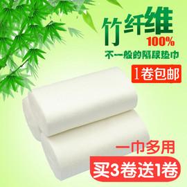 竹纤维婴儿隔尿垫巾 新生儿隔便巾一次性尿布隔屎巾柔巾 优于纯棉图片