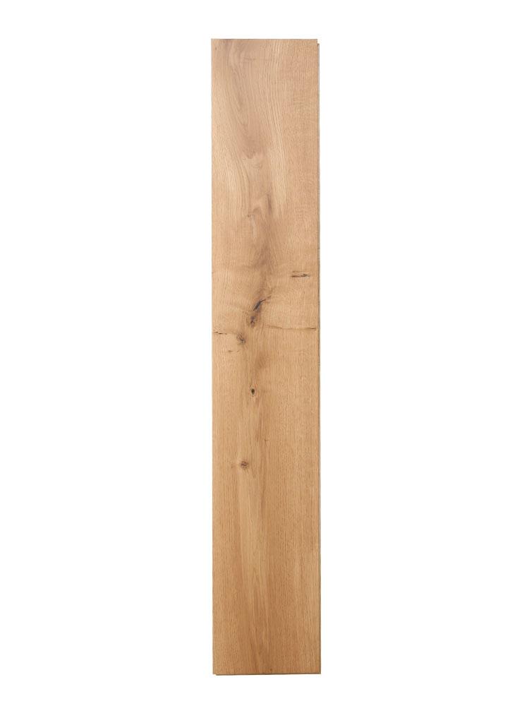 丸太の床板メーカー直売家庭用のオーク床板は純木の原色の灰色の木の原色のぼうっとしている原色の灰色のぼうっとしているろう油の床板の工場は自然です。