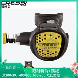 意大利CRESSI OCTOPUS XS COMPACT水肺深潜呼吸调节器备用二级头图片
