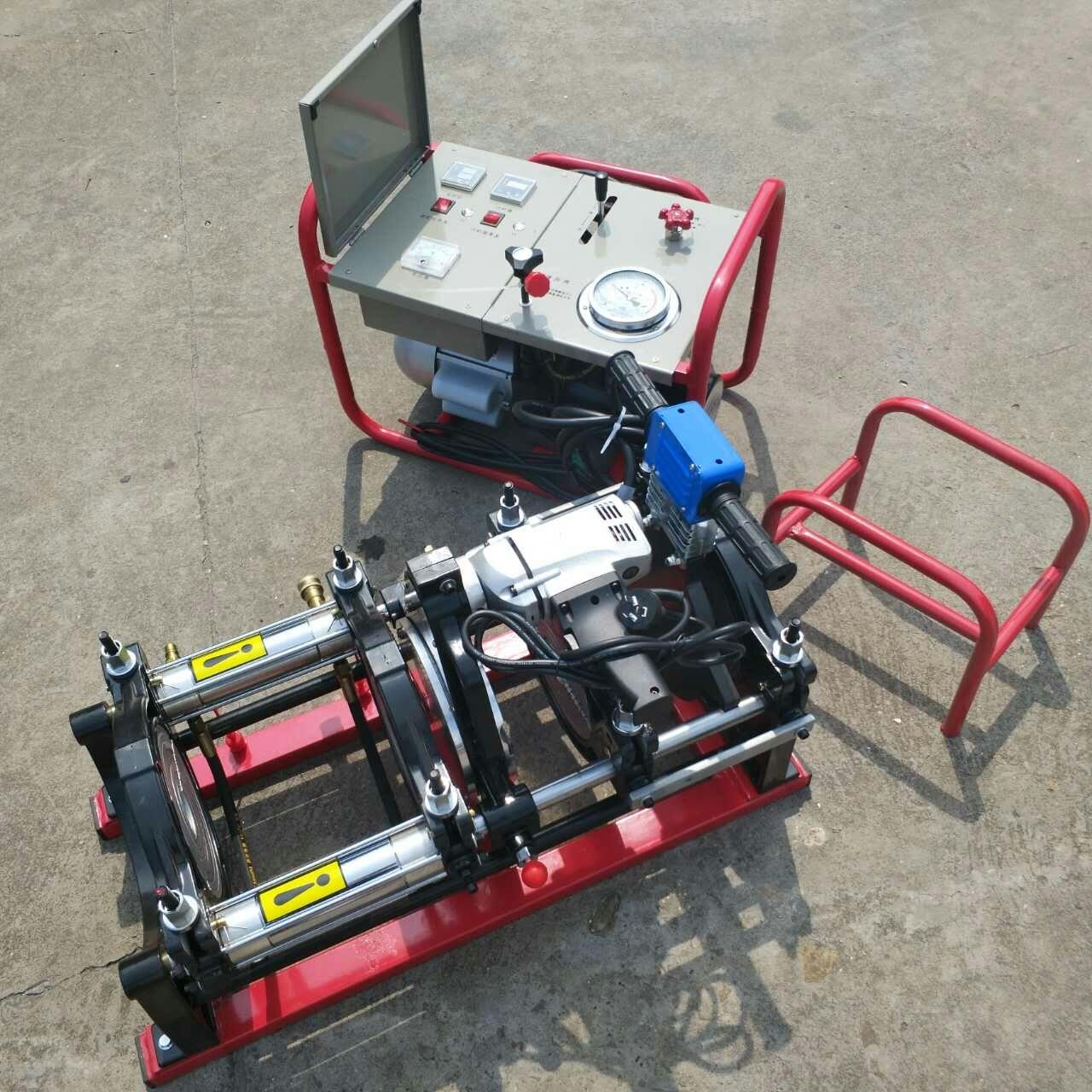 Продаётся напрямую с завода полуавтоматический PE термоплавкий стыковка сварной шов машинально гидравлическое давление стыковка машинально термоплавкий машинально гидравлическое давление стыковка сварной шов машинально