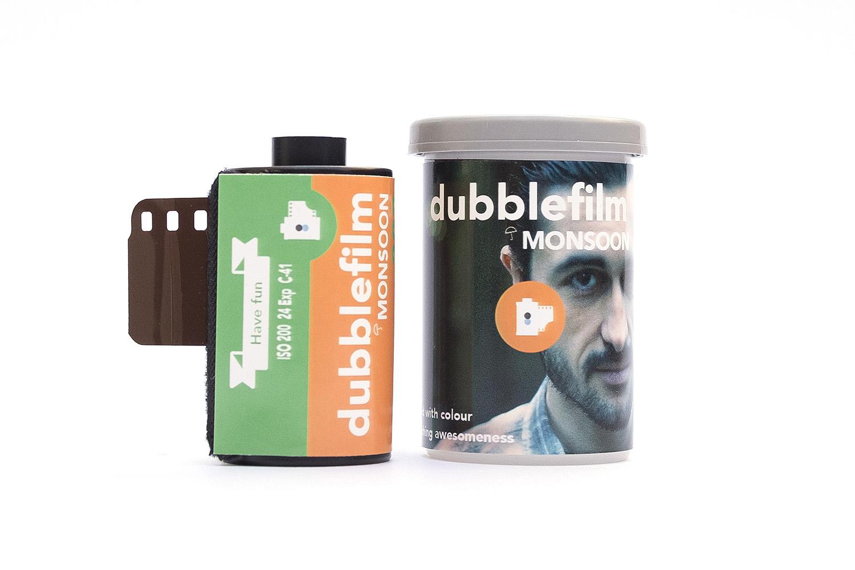 Dubblefilm Pacific(原Monsoon) 预曝光 柯达胶卷 Instagram风格