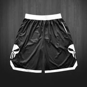 Bone collector street basketball pants custom Basketball Shorts streetball sports training warm-up exercise pants made men