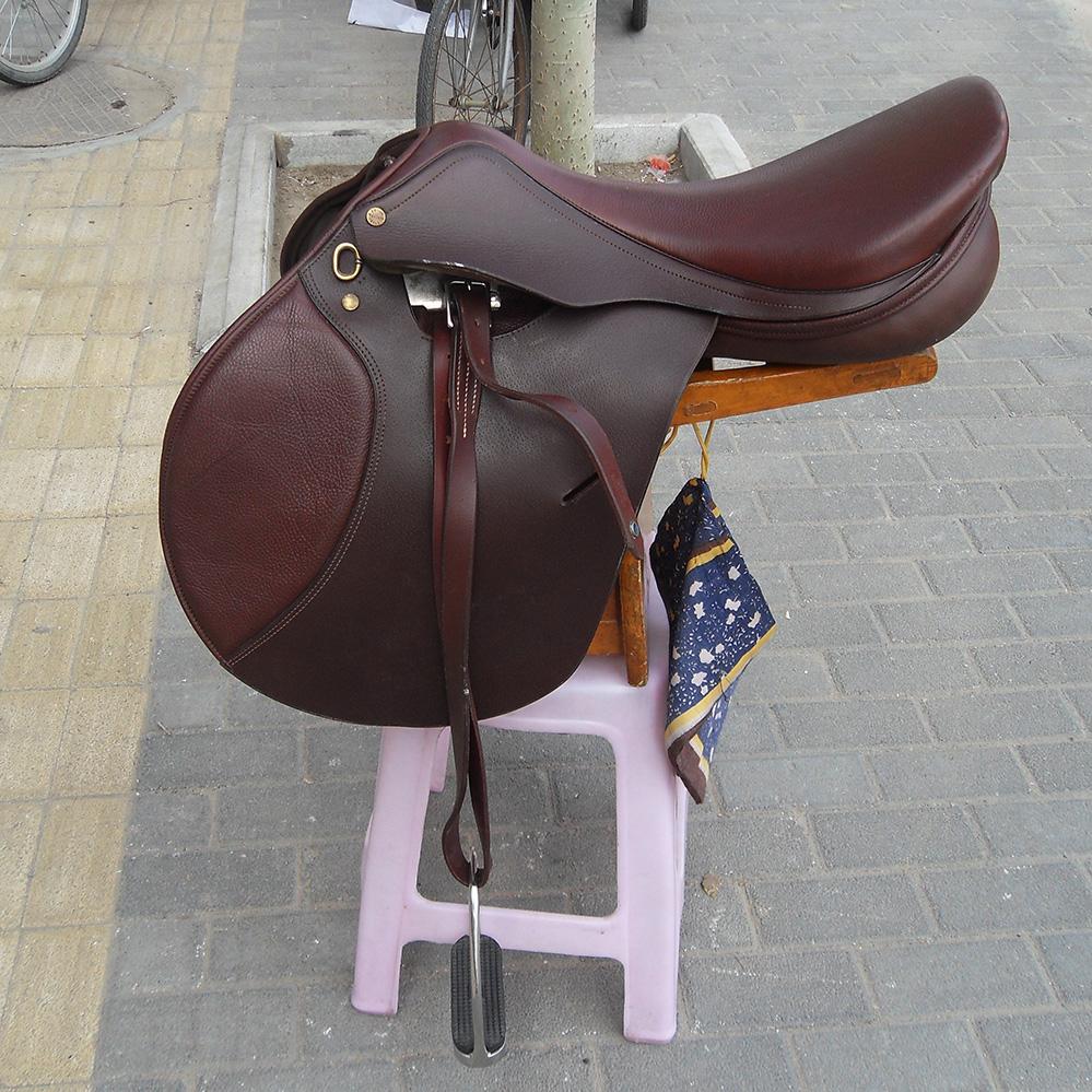 Седло сын лошадь инструмент комплекс седло сын британская седло монголия лошадь инструмент бесплатная доставка