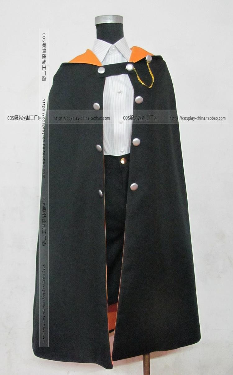 幸运之杖 未来的序曲 携带版 WAND OF FORTUNE 男主角 EST cos服