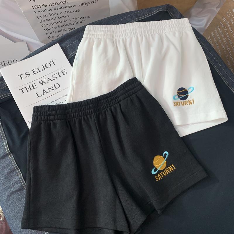 45.00元包邮宽松全棉运动韩版夏季新款阔腿裤