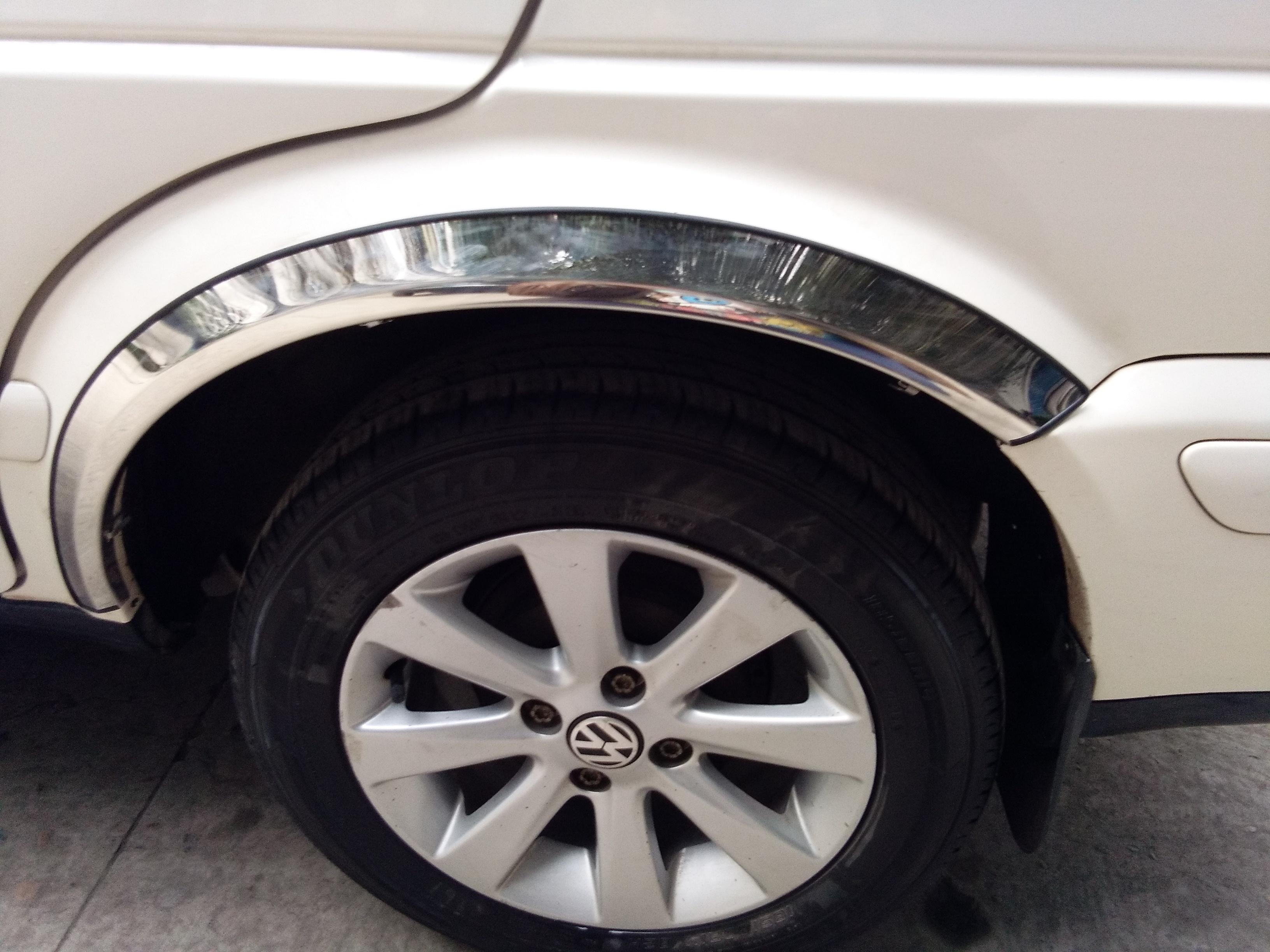 Volkswagen 98--04--17 лет новый старый стиль jetta (китай) Боковая брови для обновленная Отделка бровей из нержавеющей стали полосатый jetta (китай)