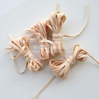 Рекламные плоские резиновые ленты оригинал Обучение теннису для Банджи теннисная линия теннисная резиновая веревка 4 метра