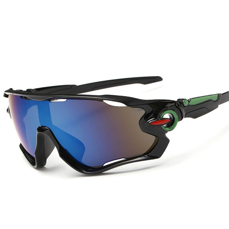 2017 новый на открытом воздухе верховая езда очки мужской и женщины движение бег очки гора велосипед ветролом яркий темные очки