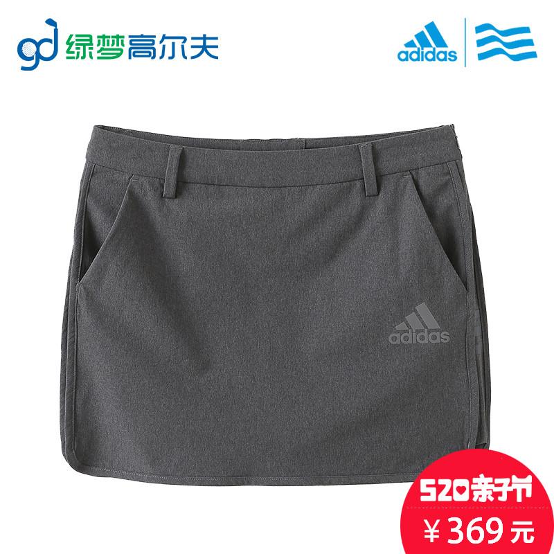 Adidas/ adidas гольф одежда подол мисс юбка 2018 новый зеленый мечтать