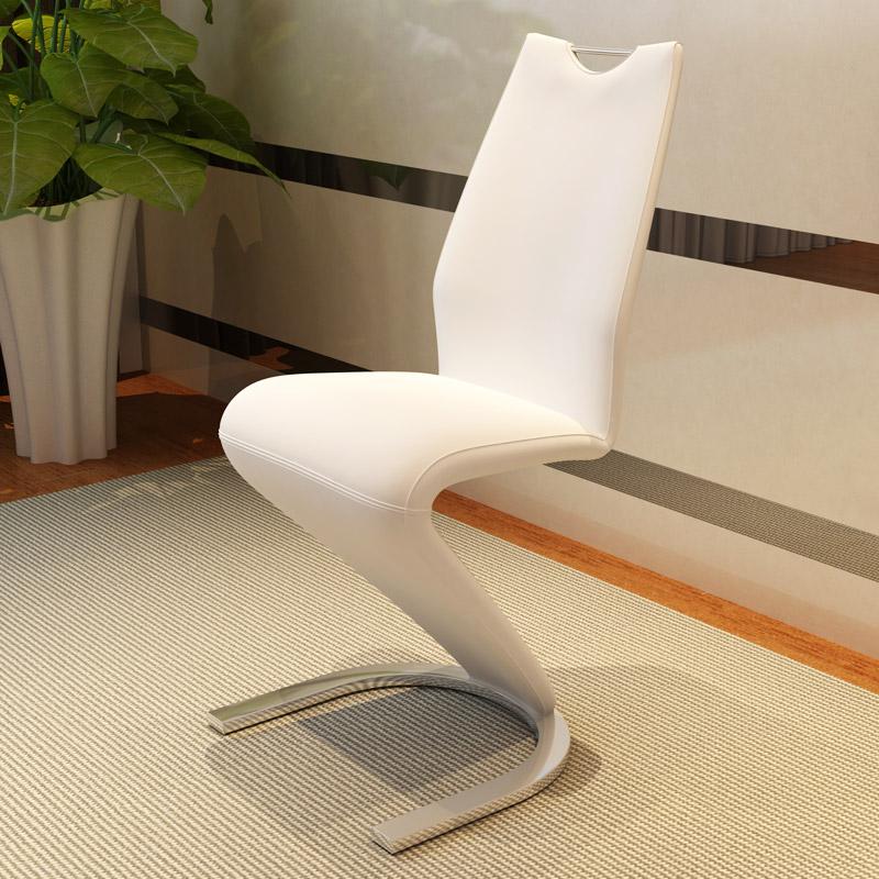 简约餐椅家用 现代时尚欧式餐椅酒店创意靠背椅子现代简约洽谈椅