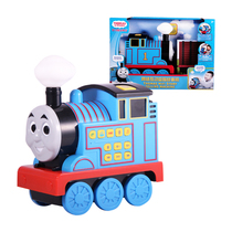 Thomas Small train Childrens early education story Machine Music puzzle learning toy WeChat Interactive MP3 downloadable