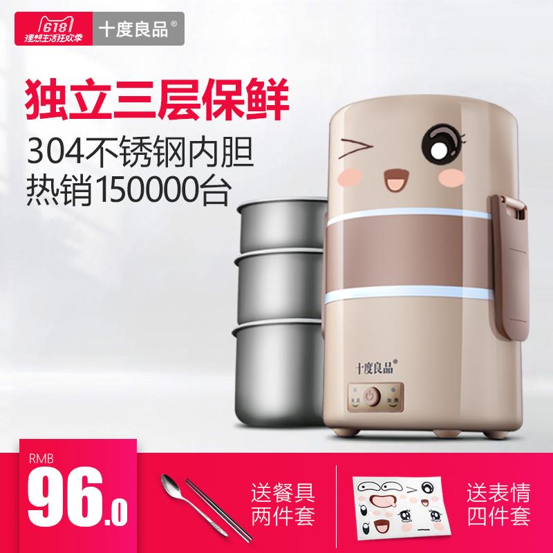 十度良品SD-909电热饭盒好不好,怎么样,值得买吗,品牌资讯