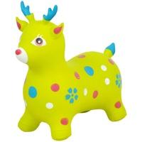 宝宝羊角球坐骑加大加厚鹿跳跳马怎么样