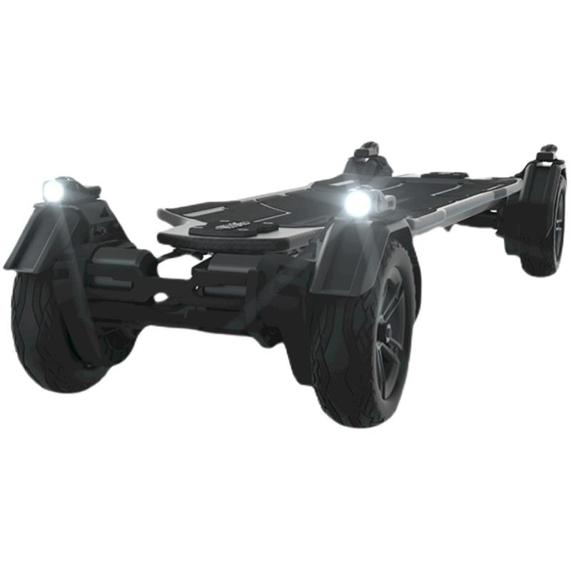 电动滑板车四轮全地形越野遥控at