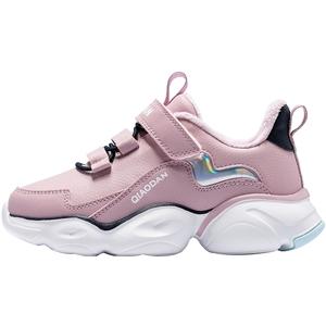 乔丹女童二棉鞋跑步鞋子2021童鞋