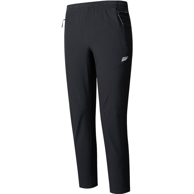 乔丹2021夏季新款梭织健身运动裤好不好