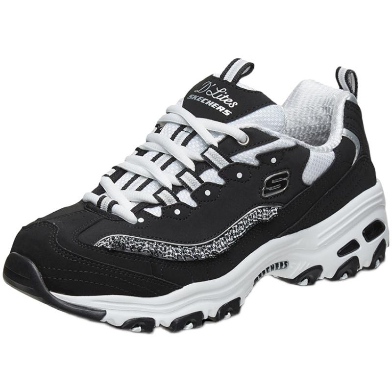 skechers熊猫鞋2021夏季新款女鞋质量好不好