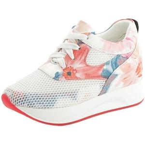 透气网面运动鞋2021新款百搭女鞋