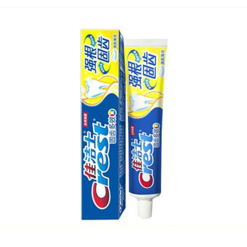 佳洁士强根固齿美白去黄牙渍气清新评价好不好?