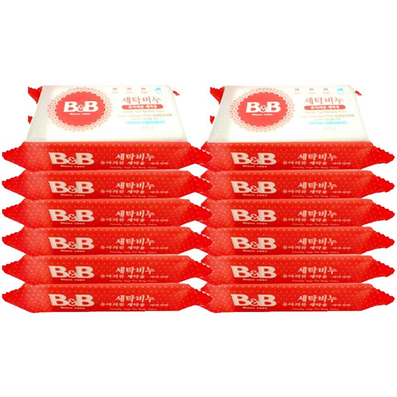 韩国b&b保宁进口洗衣皂宝宝个