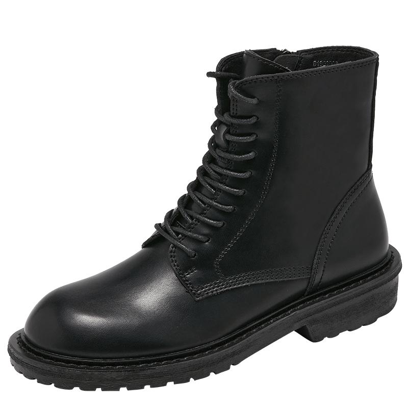 西遇ann英伦风春秋2021年马丁靴好用吗