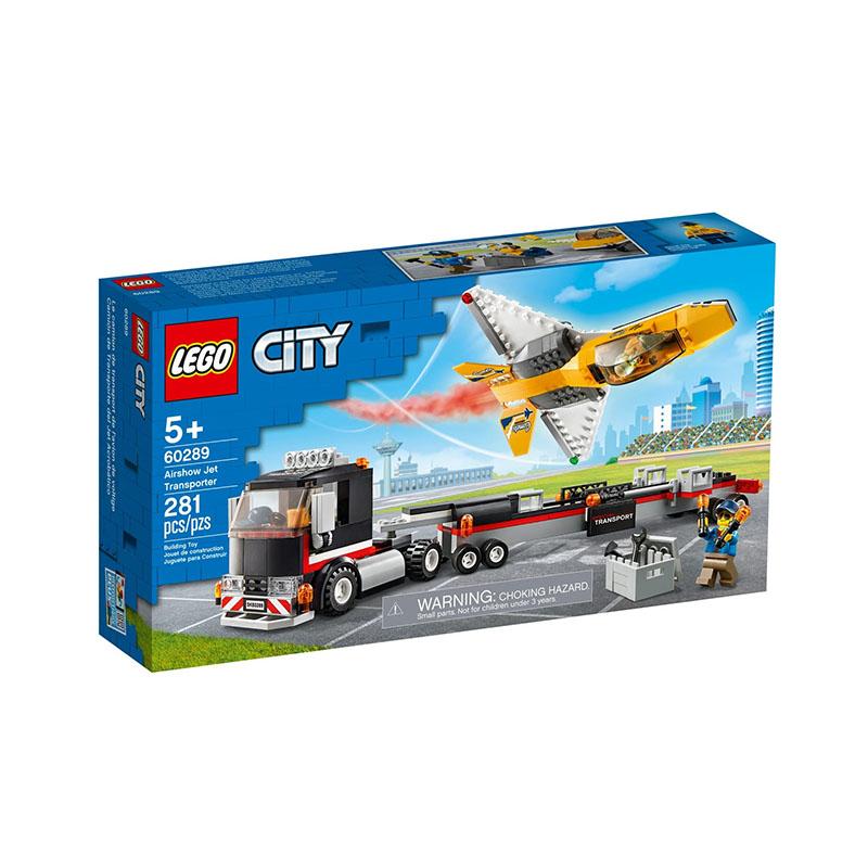 lego城市组系列60289积木质量怎么样