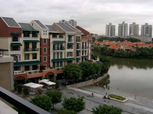 Shenzhen potofino international apartment business suite (two bedrooms and two halls)