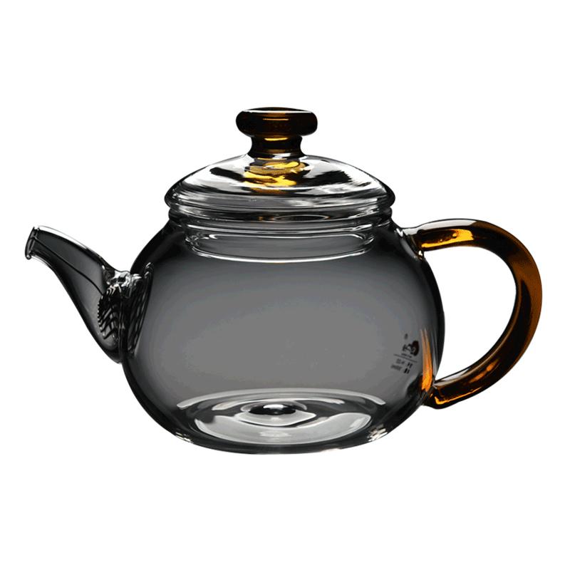 耐热全玻璃功夫茶具小号泡茶壶家用质量好不好