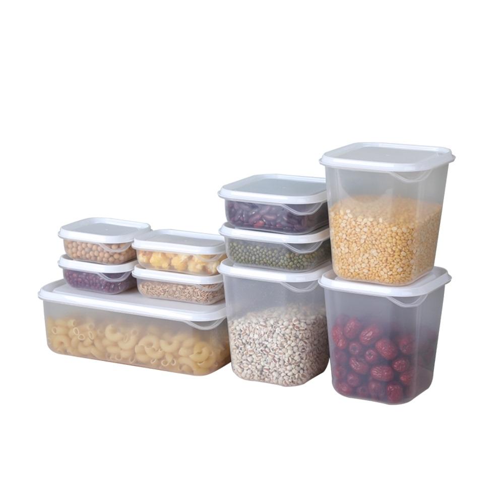 【密封保鲜盒/10件套】厨房规格