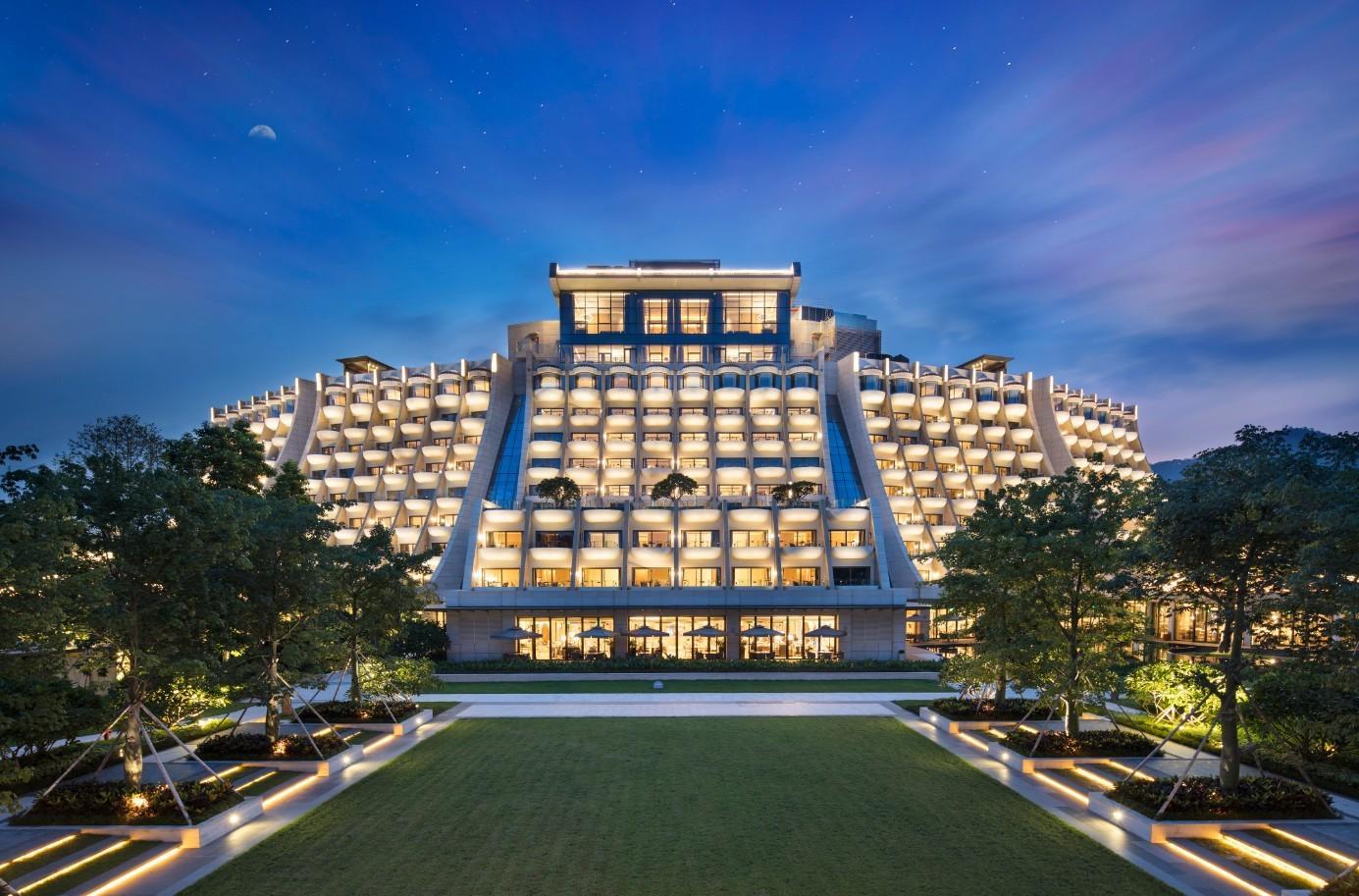 深圳蛇口希尔顿南海酒店南海翼临海套房
