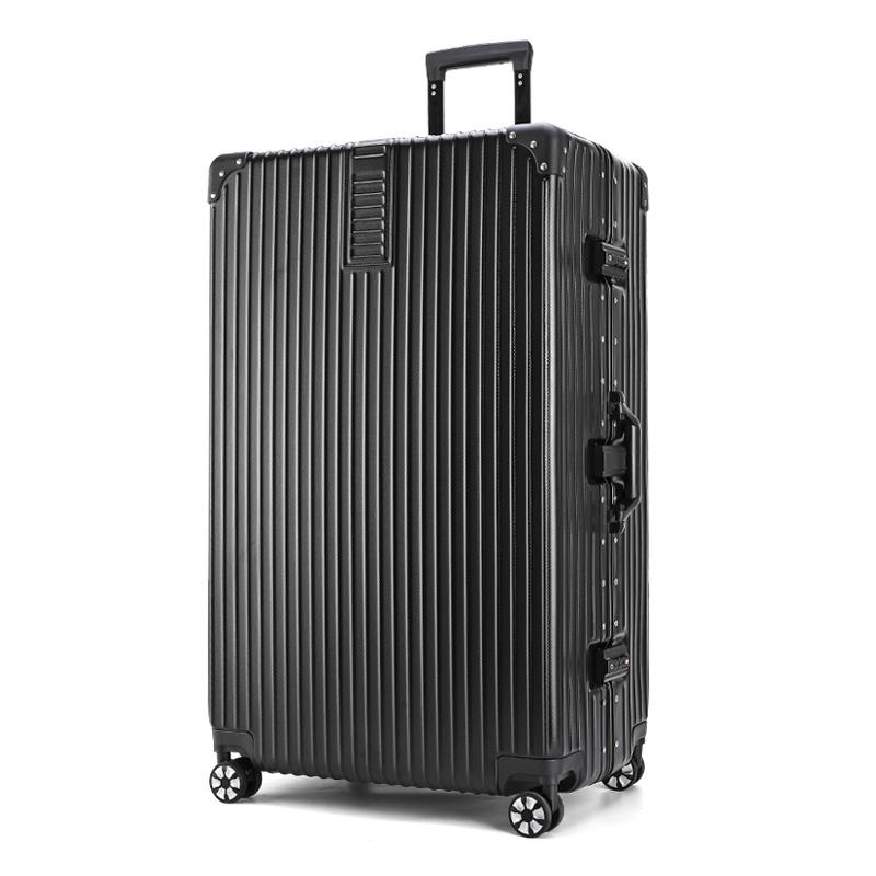 行李箱男大容量34寸拉杆箱万向轮女结实耐用加厚旅行密码皮箱子28