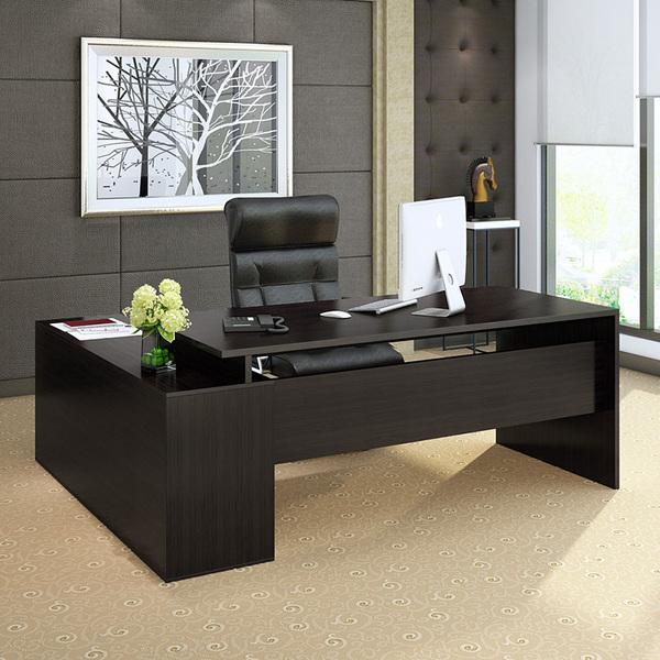 办公家具老板桌办公桌大班台主管桌经理桌时尚现代简约书桌
