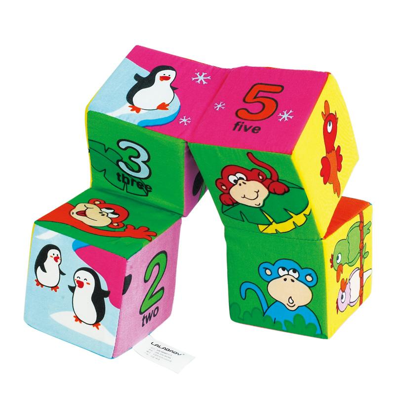 拉拉布書lalababy嬰幼兒玩具0~1~3歲感官 布玩玩具視聽齊開發