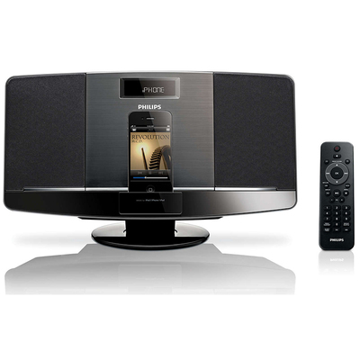 Philips/Philips DCM2068 home CD combination audio desktop wall-mounted one Apple mobile phone base
