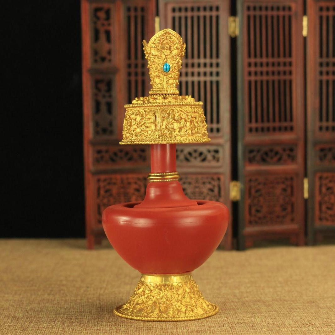 Непальское мастерство Барбарный горшок верх Водолей Водолей Водолей Бутылка Дань