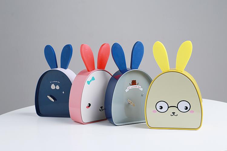 Жить небольшой кролик ! лошадка маленькая железо заводной музыкальная шкатулка шанхай, пекин, тяньцзинь также можно сделать в коробку