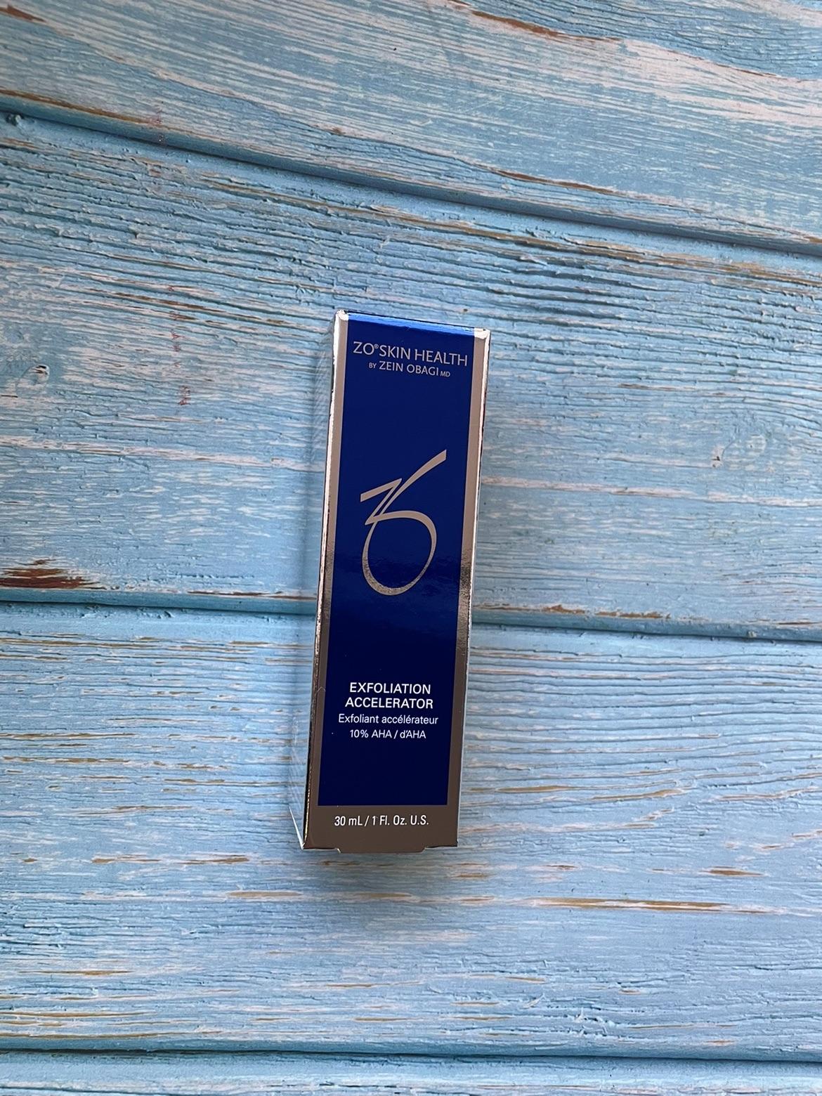 1年23改善肤色加快代谢去角质去闭口30ml果酸精华skinZo现货