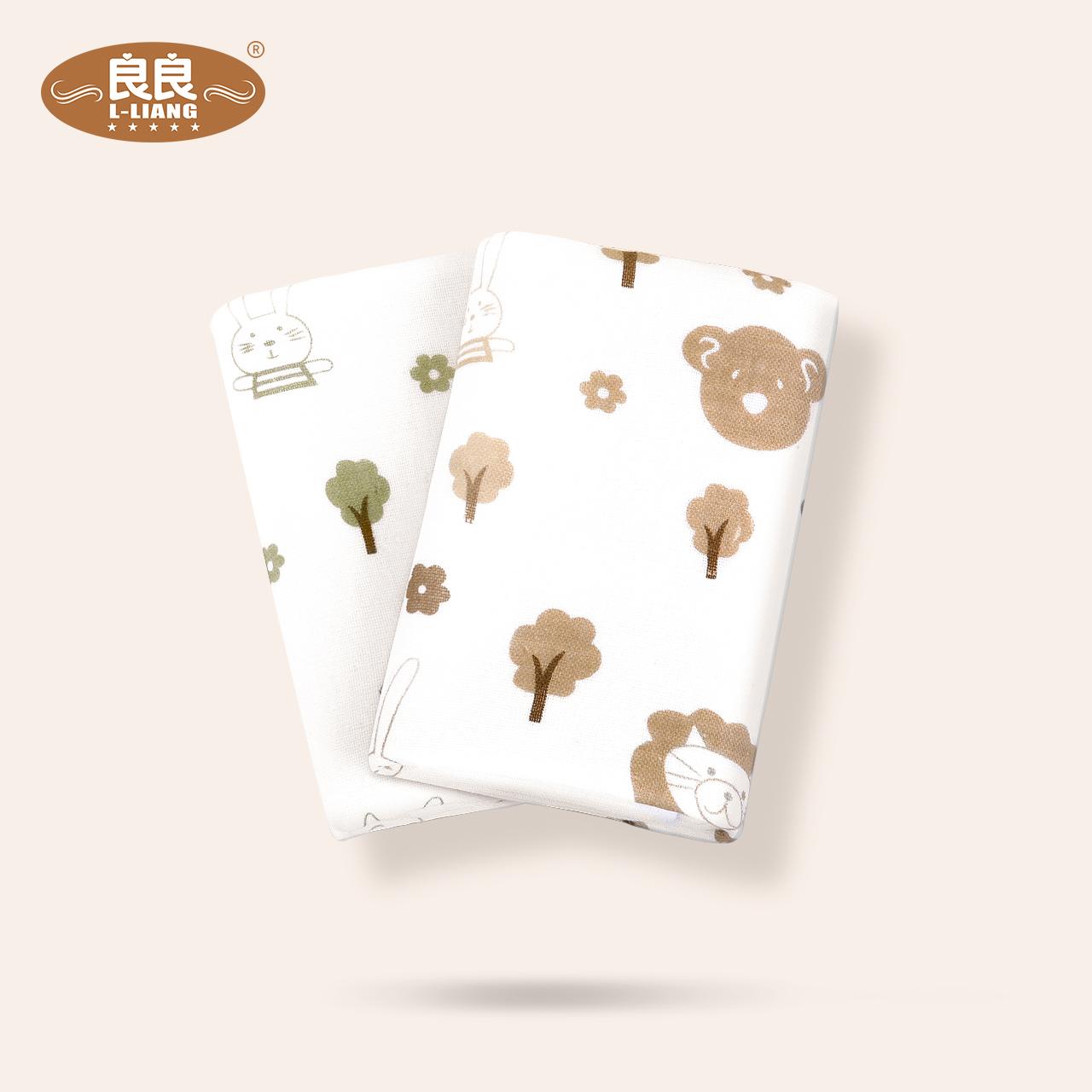 婴幼儿生态竹纺小方巾