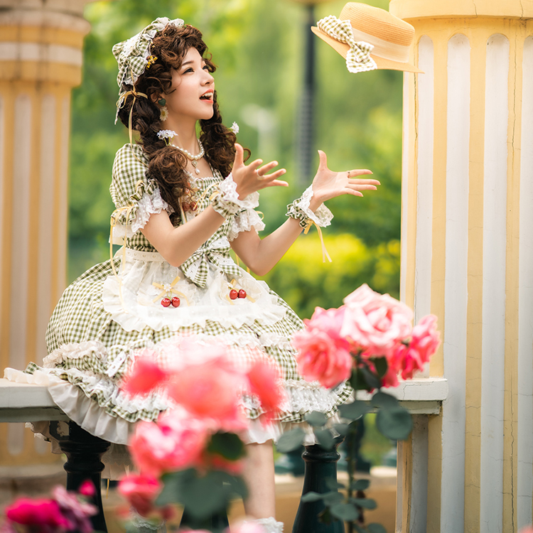 Dont think about Lolita garden style