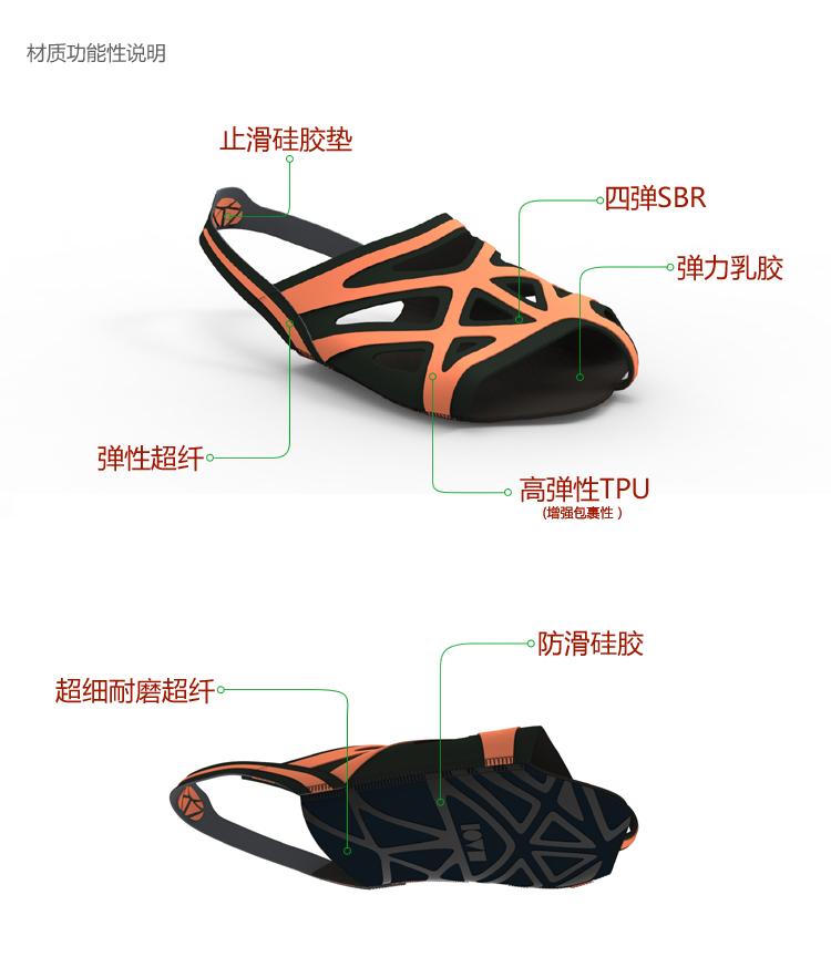 Специальность воздуха йога обувной высокое качество супер скольжение пот пальцы чулки для йоги пула сандалии комнатный обувной